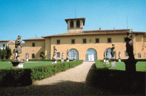 Villa di Meleto