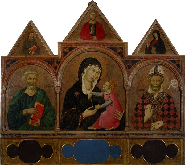 Arte del Museo di Arte Sacra di Certaldo