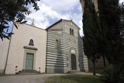Esterno Pieve San Piero In Mercato