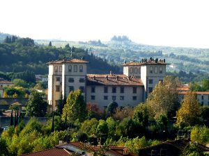 Villa-dell'Ambrogiana-vista