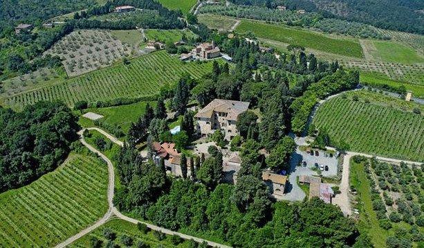 Villa Filicaja