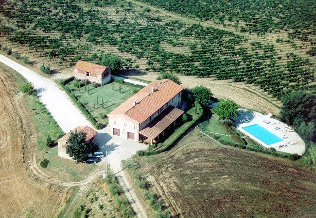 Villa di Colle Alberti